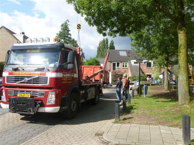 Straat, Apeldoorn – 2012